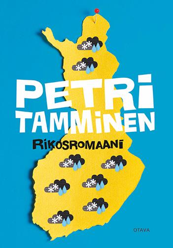 Petri Tamminen: Crime novel