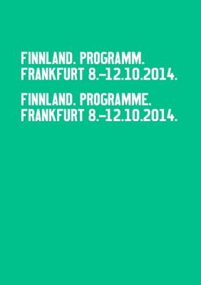Finnland. Programm.