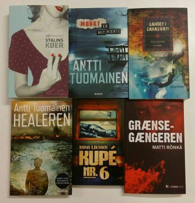 Birgita Bonde Hansen translations 2