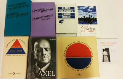 Klaus-Jürgen Liedtke translations 1