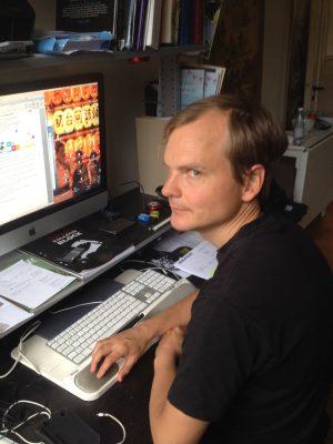 Mattias Huss