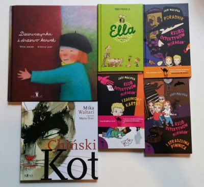 Iwona Kiuru translations 2
