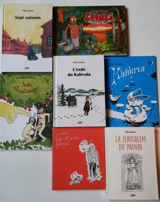 Kirsi Kinnunen translations 1