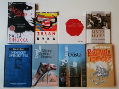 Zuzana Drábeková translations 1