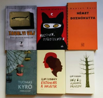 Olga Huotari translations