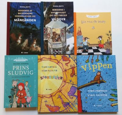 Siri Nordborg Møller translations 2