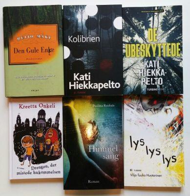 Siri Nordborg Møller translations 1