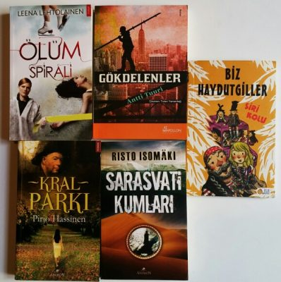 Tulan Yanardağ translations 1