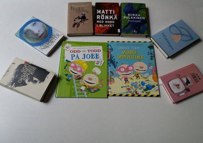 Morten Abildsnes translations 1