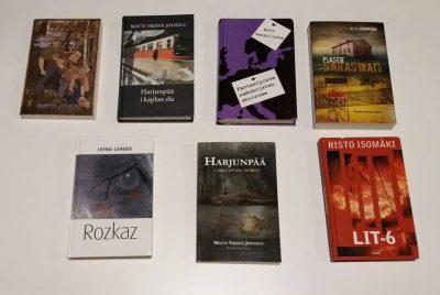 Bożena Kojro translations 2