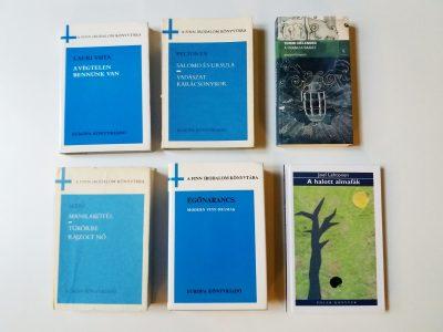 Endre Gombár translations 2