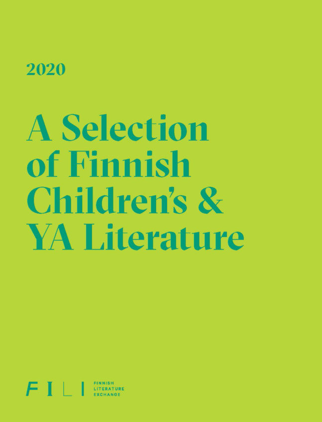 Spring 2020: A Selection of  Finnish Children's & YA Literature